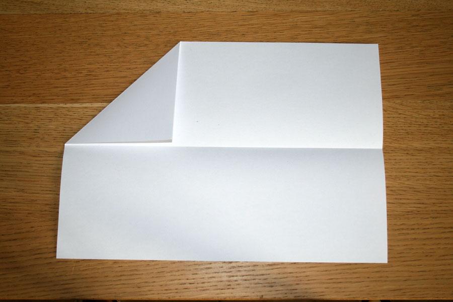 avion en papier pliage 3. Black Bedroom Furniture Sets. Home Design Ideas