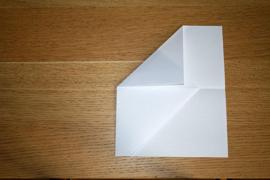 avion en papier pliage 6. Black Bedroom Furniture Sets. Home Design Ideas
