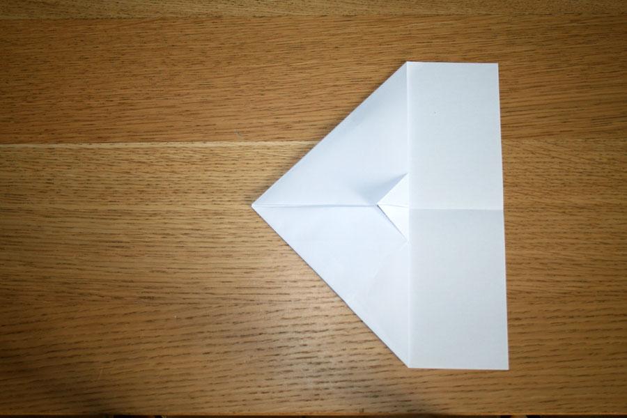 avion en papier pliage 8. Black Bedroom Furniture Sets. Home Design Ideas